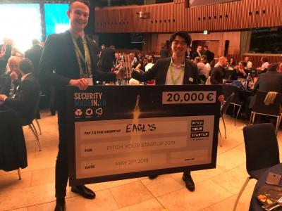 EAGLYS優勝!世界的なテックイベント「ICT SPRING EUROPE 2019」