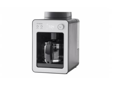"""【期間限定】シロカの全自動コーヒーメーカー""""カフェばこ""""購入で、UCCのコーヒー豆購入に使えるクーポンプレゼント!"""