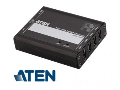 USB2.0デバイスを最大100m延長!4ポートUSB2.0 Cat5 エクステンダー新発売/ATENジャパン株式会社