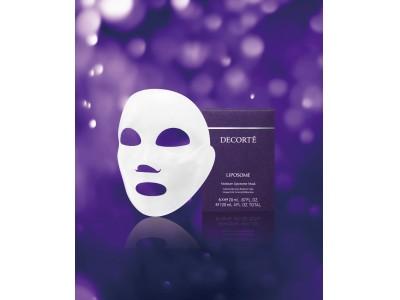 ~約10分で、美しさが変わる。~ 『コスメデコルテ』から「多重層リポソームカプセル」を配合した「シートマスク」を発売