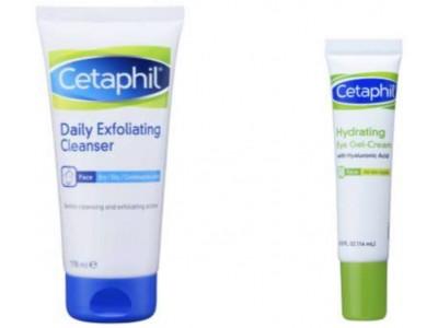 セタフィルから、敏感肌の方も毎日使えるスクラブ入り洗顔料と目元用美容液新発売