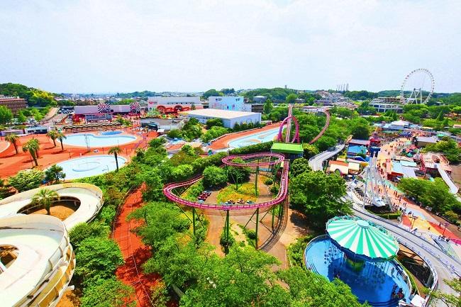 遊園地「よみうりランド」休園日のお知らせ