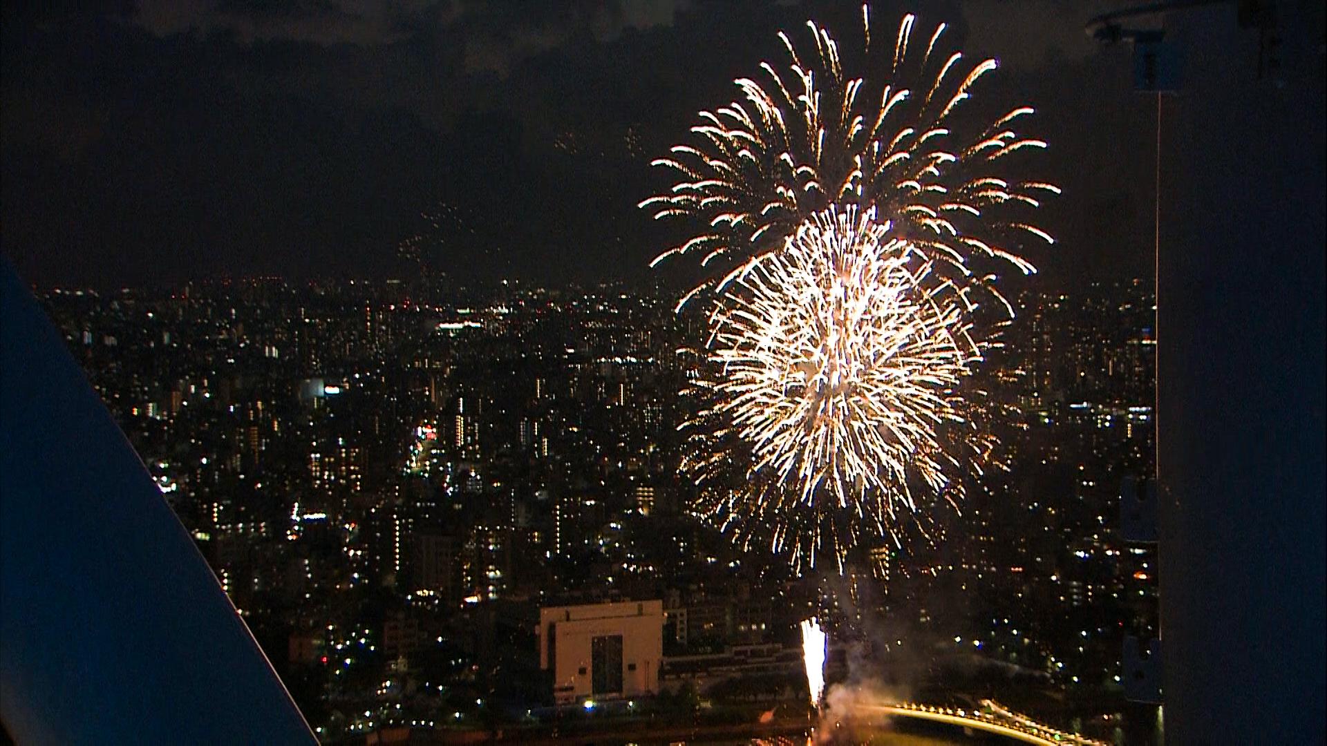 隅田川花火大会が行われる予定であった7月11日(土)から、東京スカイツリータウン(R)で「未来につなぐバーチャル花火」を開催!