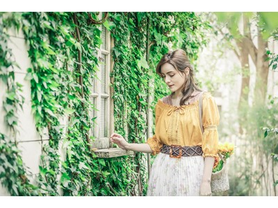 axes femme より 2021 Summer collection