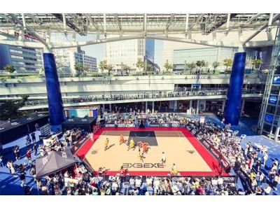 全18チームが集結!世界最高峰3人制バスケットボールのトップリーグ 『3x3 PREMIER.EXE』 2017 Season 【3x3 PREMIER.EXE NAGOYA】 開催のお知らせ