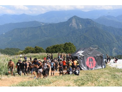 日本初開催!世界最高峰の参加型障害物レース、21kmのBEAST開催! 「SPARTAN RACE Po...