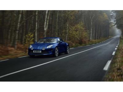 限定車 アルピーヌ A110 ブルー アビスの購入申込受付を開始