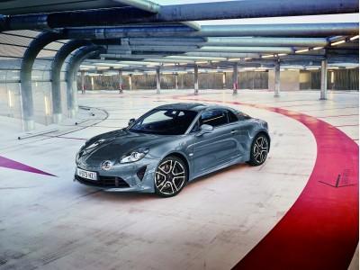 アルピーヌ A110の左ハンドルモデルが限定車で再登場限定車 アルピーヌ A110 リネージ リミテッド発売