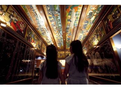 ホテル雅叙園東京の夏 夏休み自由研究プロジェクト「親子アートツアー」や伝統工芸の粋に触れる「ものづくり体験」