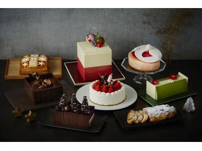 ホテル雅叙園東京 定番のショートケーキから玉手箱や組子までバラエティーに富んだクリスマスケーキ8種類