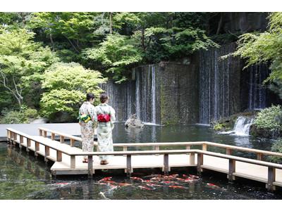 上質な「涼」体験。浴衣で愉しむ、癒しのひと時 日本美を感じる夏「浴衣プラン」を販売