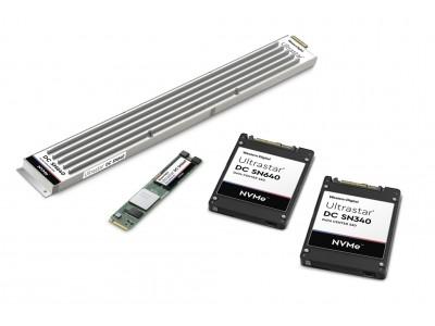 ウエスタンデジタル、データセンターワークロードの進化に対応した新しい2つのNVMe(TM) SSD製品シリーズ