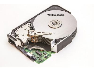 ウエスタンデジタル、2020年上半期に18TB CMRおよび20TB SMR HDDを投入しデータセンター分野を牽引
