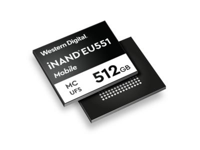 フラッシュメモリの革新技術で 次世代5Gスマートフォンのパワフルなユーザーエクスペリエンスを実現