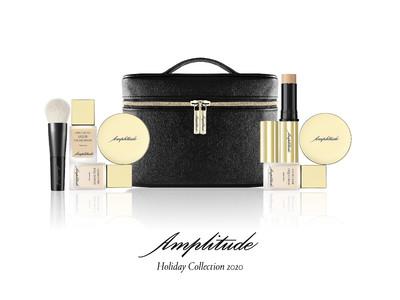 Amplitude<アンプリチュード>から、Holiday Collection 2020 第二弾「ベースメイクキット ホリデーリミテッド」が、11月4日(水)数量限定発売!