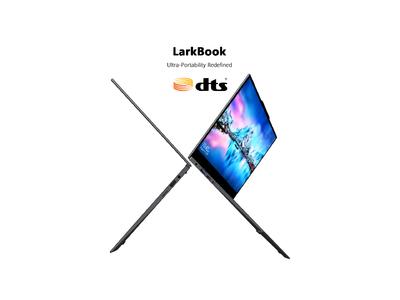 DTSサラウンド搭載のCHUWI極薄ノートPC「LarkBook」発表