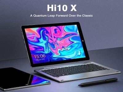 CHUWI「Hi10 X」先行予約販売中!実機動画も大公開中