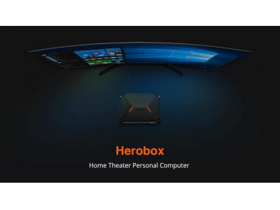 リビングが映画館に!HTPCとして使えるCHUWI「HeroBox」