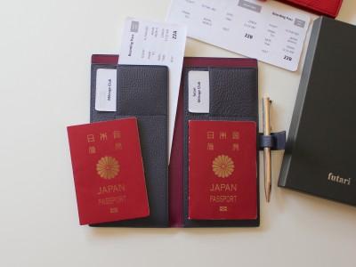 ふたり向け専門ライフスタイルブランド「futari」が、二人用パスポートケースの新デザイン「futari...