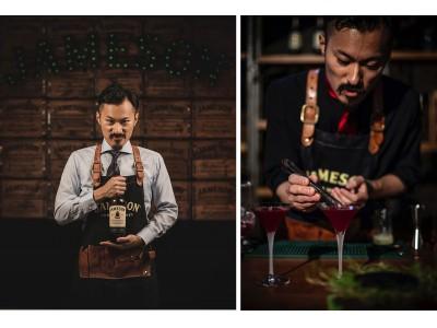No.1アイリッシュウイスキー「ジェムソン」主催カクテルコンペティション世界大会で「RAGE COFFEE BAR」の中村敦氏が5位にランクイン!
