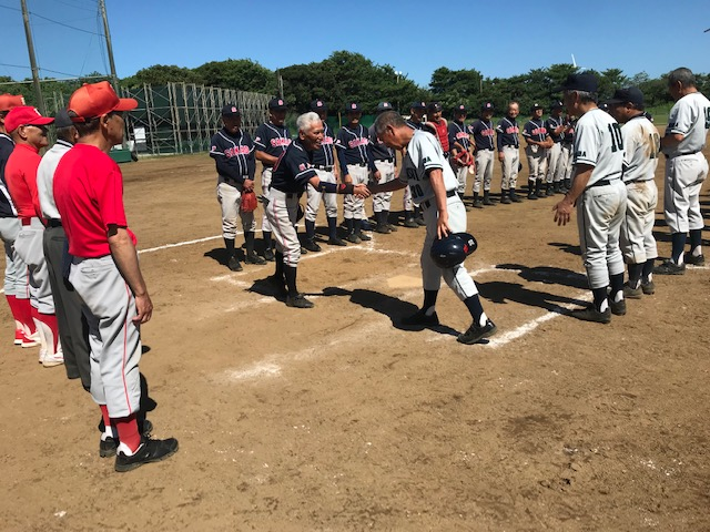 第2回 木樽正明記念還暦野球交流戦 開催のお知らせ