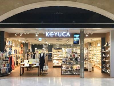 ライフスタイルショップKEYUCA 61店舗目となる「ケユカ ディアモール大阪店」をオープン