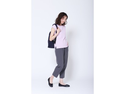 《ライフスタイルショップ KEYUCA》大人気の日本製Tシャツシリーズに「ノースリーブ」が新発売