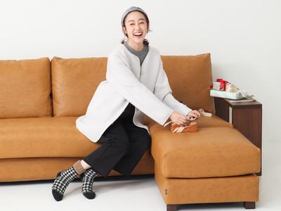 大人気で即完売したKEYUCAの「ダンボールストレートパンツ」が新発売