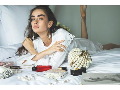 MAGNOLIA WHITE JEWELRYがMAAYA デザイナー奥田麻弥子氏をクリエイティブディレクターに迎えパールを使用したファッションジュエリーの取り扱いをスタート