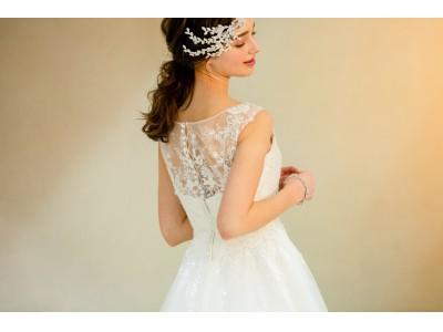 春らしいフラワーモチーフのドレスも入荷 TAKAMI BRIDALが2019年春夏の新作ドレスを26型発表