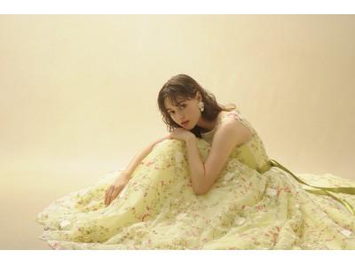 大人気のフラワーモチーフのドレスも入荷 TAKAMI BRIDALが2019年秋冬の新作ドレスを発表