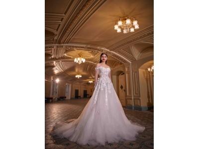 Couture Wedding Salon 「MAGNOLIA WHITE」日本初上陸ブランド「Anna Kara」をはじめ新作のウエディングドレスを続々入荷