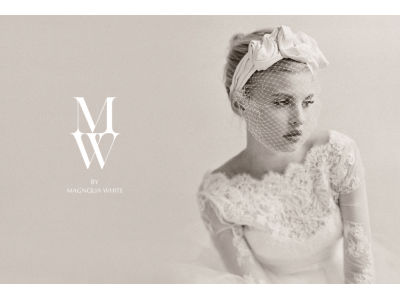 「MW BY MAGNOLIA WHITE」4月11日(木)GRAND OPEN 大人気ドレスサロンに姉妹ブランドが初登場