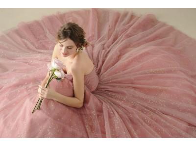 TAKAMI BRIDALが2020年春夏の新作ドレスを発表