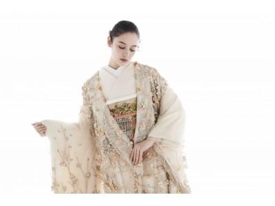 花職人・中村睦子氏がデザインする革新的なコレクション「Couture Garden 結(クチュールガーデン ゆい)」二年ぶりの新作発表