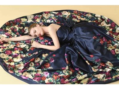 「香り」をテーマに、彩り豊かなドレスをラインアップ。TAKAMI BRIDALが新作ドレスを発表