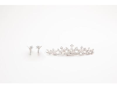 ラボグロウンダイヤモンドのブライダルジュエリーのレンタルを開始 環境にも優しいダイヤモンドの輝きを花嫁様に