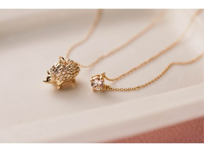 「TODAY's DIAMONDS TSUTSUMI」ブランド誕生1周年記念 10/12(土)・13(日)ハリネズミがららぽーと横浜にやってくる!
