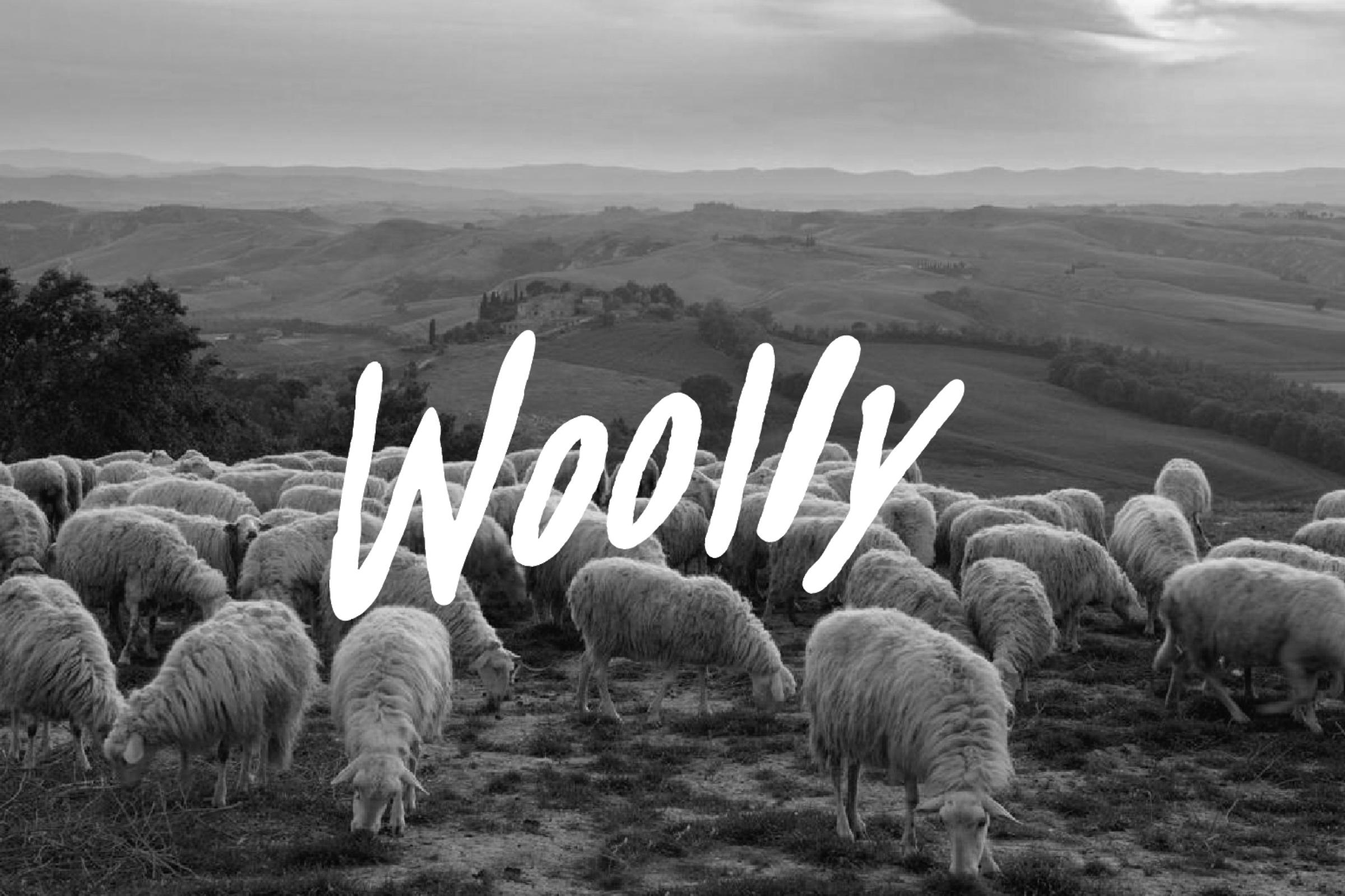 体温を取り込むワッフル状の生地を独自開発。ウール専門ブランド『Woolly/ウーリー』がウールブレンド糸を使用した『あったかワッフルハラマキ』の開発を開始