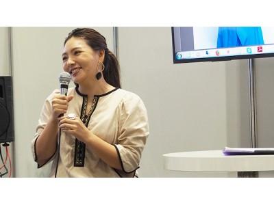 【野呂佳代 × ハッピーメール】A8フェスティバル2019 in 横浜 にてトークイベントを実施しました