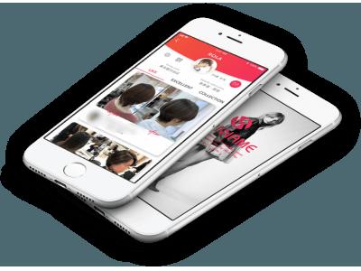理想のヘアスタイリストが見つかるアプリ「WANNAME(ワナミー)」表参道・原宿・銀座エリアにてユーザー数拡大中!!