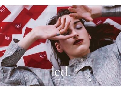『led.tokyo』ブランド初のポップアップストアを渋谷PARCOにオープン!