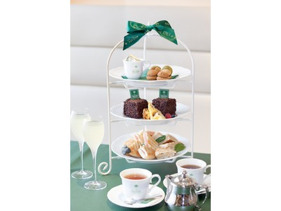 【Bicerin博多阪急店】 6月1日(火)新登場!「Bicerin Afternoon Tea Set」