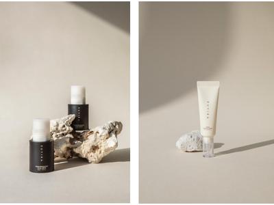 韓国発・敏感肌用コスメティックブランド「ユイラ」より「塗るヴィーガンレシピ」が登場保湿と弾力ケアに特化したセラムとアイクリームが発売