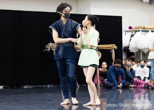 日本を代表する振付家、金森穣×東京バレエ団が世界に向けて発信するグランド・バレエ「かぐや姫」、まもなく世界初演!