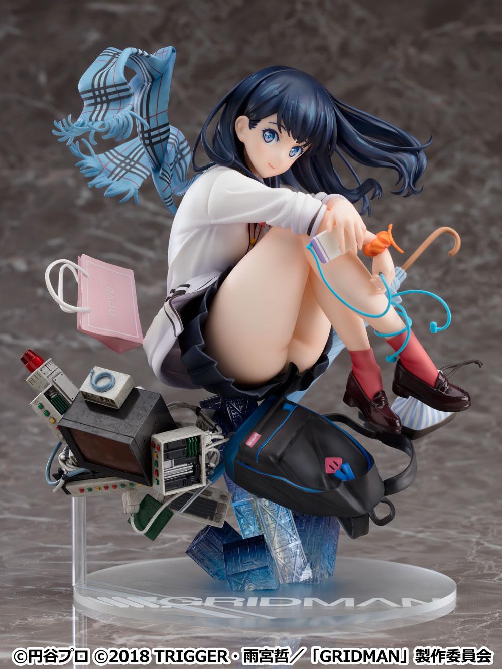 TVアニメ『SSSS.GRIDMAN』より、ヒロイン「宝多六花」がハイクオリティスケールフィギュアと... 画像