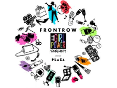 海外トレンド、セレブ情報サイト「FRONTROW(フロントロウ)」が初のイベントを開催!