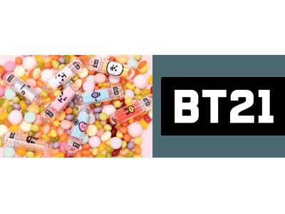 大人気「BT21」キャラクターコスメから新作リップ8種類が登場!6月3日(月)より数量限定・日韓同時発売開始!