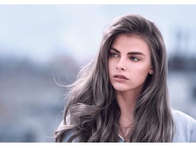 パリジェンヌの素髪のようなクール系ヘアカラー、「アルーリア パリジャンヌード」登場