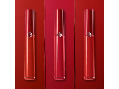アルマーニ ビューティのアイコンリップ「リップ マエストロ」より、2021年夏のコレクション 「リップ マエストロ オリジナル*」 6月4日(金)新発売~限定色2色を含む、洗練の新7色が登場~